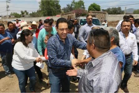Gobierno de Hidalgo fortalece las vías de comunicación en Cuautepec de Hinojosa3