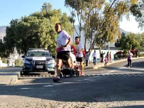 Gran participación en la Carrera Atlética del Consorcio Londres-UCLAH