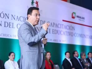 Hidalgo sede de importante reunión nacional de capacitación impulsada por PROSPERA 4