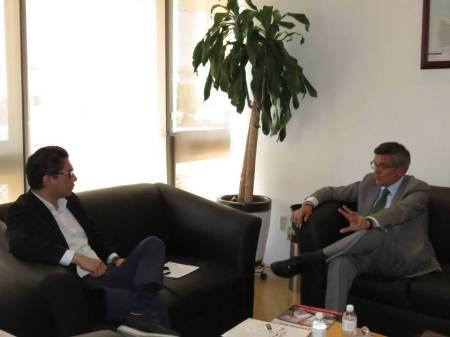 Hidalgo y la República de Perú analizan sinergias en temas económicos y comerciales2