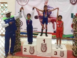Hidalguenses brillaron en Torneo Nacional de Luchas Asociadas1