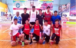 Hidalguenses convocados a preselección nacional de Baloncesto U163
