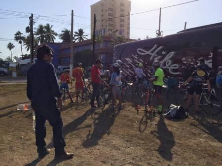 Hidalguenses por más pases a olimpiada en ciclismo 2