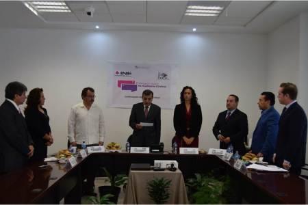 """IEE y Junta Local del INE organizarán """"Diálogos para la Cultura Cívica"""" en Hidalgo"""