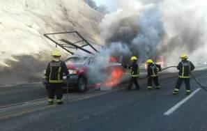 Incendios, accidentes viales y primeros auxilios, principales servicios de Bomberos Hidalgo 3