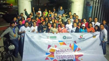 INHIDE celebra la Semana Nacional de la Cultura Física y Deporte 5
