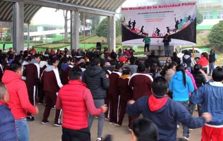 INHIDE conmemora el Día Mundial de la Activación Física4