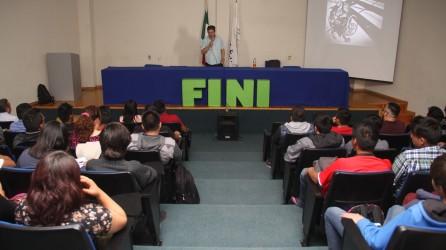 Inicia Arturo Bermúdez Jornadas Culturales FINI4