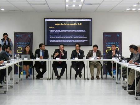 Invita titular de la Sedeco a diseñar una agenda de innovación práctica y con resultados medibles