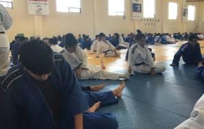 Judokas de 10 estados se concentran en el CEAR de cara a la Olimpiada Nacional2