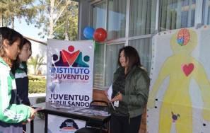 Mineral de la Reforma trabaja en temas de prevención entre adolescentes a través del IMJ1