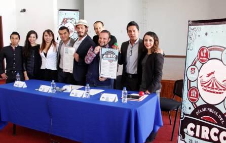 Municipio de Mineral de la Reforma presenta programa cultural por Día Mundial del Circo 4