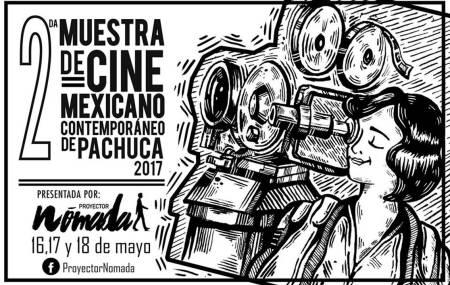 Presentan en Pachuca 2° Muestra de Cine Mexicano Contemporáneo