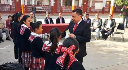 Primer Sistema de Bebederos Escolares, Reforma Educativa2