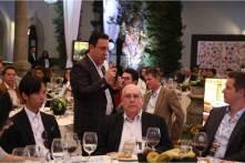 Principales empresarios del ramo inmobiliario industrial a nivel mundial, conocieron estrategia de desarrollo económico de Omar Fayad4