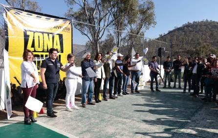 Programa municipal busca rescatar espacios públicos de Pachuca 1