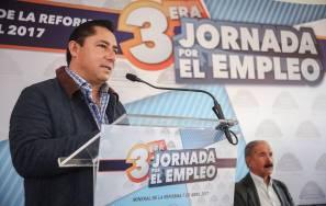 Raúl Camacho Baños promueve empleos formales entre los mineralenses 1