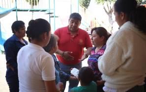 Raúl Camacho reconoce a personal del DIF Municipal, tras concluir curso de primeros auxilios3