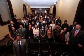 Recibe UAEH a embajador de Bangladesh en México