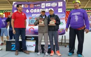 """Respuesta masiva en la sexta edición de la carrera """"El Flaco""""1"""