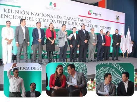 reunion nacional en hidalgo de prospera