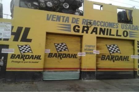 SAT en Pachuca clausura establecimiento dedicado a la venta de refacciones usadas; no cumplía con normatividad fiscal.jpg
