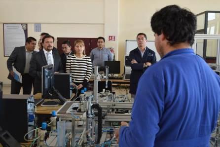 Sayonara realizó una interacción didáctica con estudiantes de la Universidad Politécnica de Tulancingo4