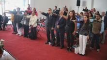 Segundo bloque de delegados rinden protesta en Mineral de la Reforma 4