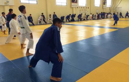 Seleccionados hidalguenses intensifican entrenamientos de cara a Olimpiada 1