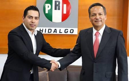 Alberto Meléndez designa a José Villamil como nuevo secretario particular