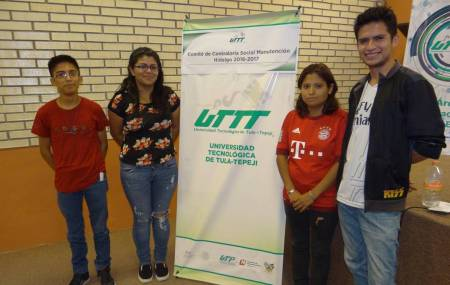 Alumnado de UTTT integró Comité de Contraloría Social Manutención
