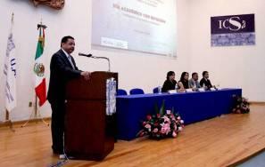 Alumnos e investigadores presentan proyectos de nutrición en la FIS 1