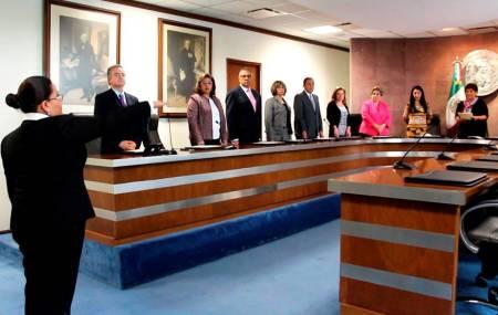 Ariana Itzel Duarte Martínez, nueva secretaria general del TSJEH.jpg
