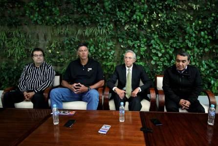 """Busca UAEH certificación internacional del polideportivo """"Carlos Martínez Balmori""""1"""