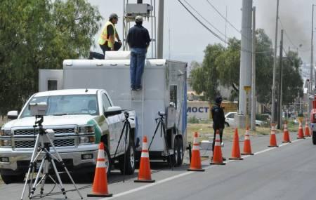 CAMe realiza detención de vehiculos altamente contaminantes en Hidalgo