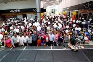 Celebra Día del Niño Voluntariado UAEH con acróbatas y bailarines