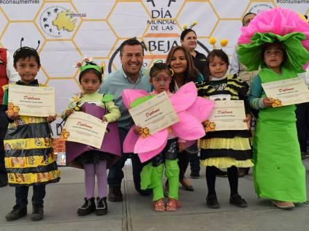 Clausura Alfonso Delgadillo la Semana de la Promoción y Degustación de la Miel de Abeja3