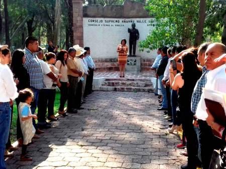 Conmemora el CSH 36 aniversario luctuoso en memoria de Maurilio Muñoz Basilio