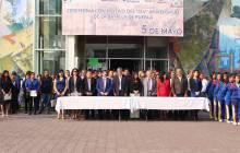 Conmemoran en Tizayuca el CLV Aniversario de la Batalla de Puebla1