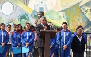 Conmemoran en Tizayuca el CLV Aniversario de la Batalla de Puebla3