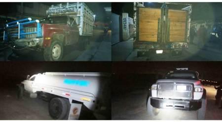 Continúa policía de Hidalgo con prevención y combate al robo de hidrocarburo