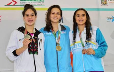 Daláhi Meza dio a Hidalgo la décima medalla en Olimpiada Nacional y Nacional Juvenil1
