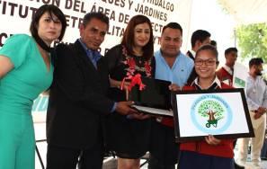 Eligen logo para identificar a la Dirección de Parques y Jardines del municipio de Tizayuca4