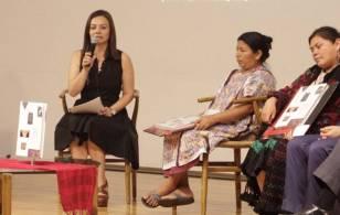 """En Bellas Artes Nuvia Mayorga Delgado presentó el libro """"Arte y Memoria Indígena de México""""1"""