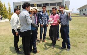 Estudiantes del ITESA celebran el día de la construcción2