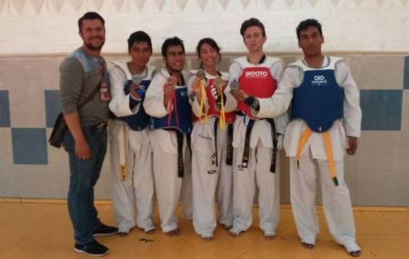 Estudiantes del ITESA participan en primer en torneo en pro de la marcialidad 2.jpg