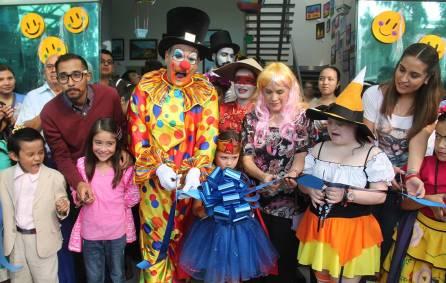 Fundación Hidalguense presenta muestra pictórica de niños3