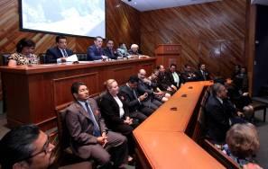 Honorable Consejo Universitario elige a directores de preparatorias y escuelas superiores1