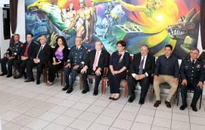 Inauguración de Murales Cuartel General de la 18va. Zona Militar5