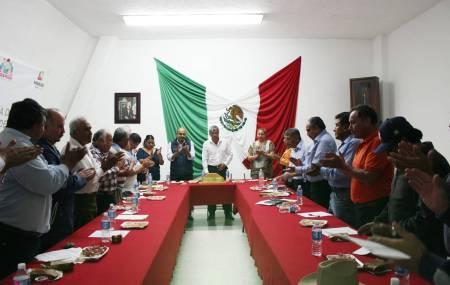 Instalan el Consejo Municipal de Desarrollo Rural Sustentable de Tizayuca1